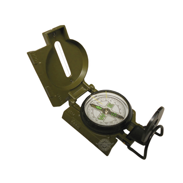 5IVE STAR GEAR 690104121154 Olive Drab Gi Spec Lensatic Military Marching Compass