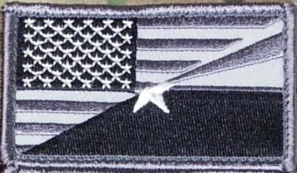 AZ/USA flag Velcro Patch SWAT