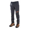 Clogger Spider Grey Tree Climbing Pant Women Side view