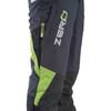 Grey Zero chainsaw pants Side Zero Logo