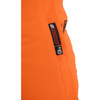 Clogger Hi-Vis Orange Zero Women's Chainsaw Pant - Zoom HP label