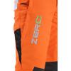 Clogger Hi-Vis Orange Zero Women's Chainsaw Pant - Zoom Logo