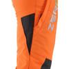 Clogger Hi-Vis Orange Zero Women's Chainsaw Pant - Zoom vents