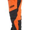 Hi-Vis Orange Zero Men's Chainsaw Pant - Mid leg