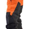 Hi-Vis Orange Zero Men's Chainsaw Pant - Zoom Fabric