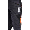Ascend Chainsaw Trousers - Zoom upper back leg