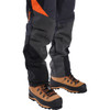 Ascend Chainsaw Trousers - Lower leg and lacehook