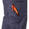 Defender Pro Chainsaw Pants Zipped Vent Open