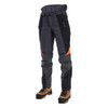 Clogger Women's Ascend Chainsaw Trousers - Side