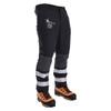 Arcmax Gen3 Premium Arc Rated Fire Resistant Women's Chainsaw Pants Left Front View