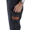 Wildfire Arc Rated Fire Resistant Men's Chainsaw Pants Pocket with Hand