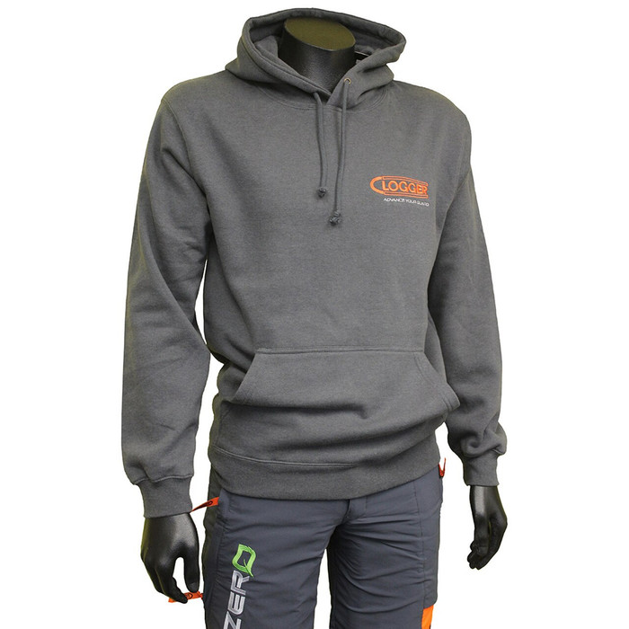 "Clogger ""Climb On"" Spider Single Layer Fleece Pullover Hoodie for Seasonal Conditions"