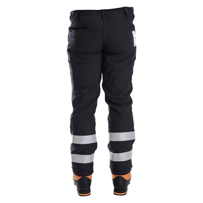Arcmax Gen3 Premium Arc Rated Fire Resistant Women's Chainsaw Pants Rear View