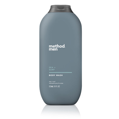sea + surf body wash