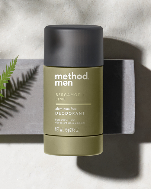 method men bergamot & lime aluminum-free deodorant