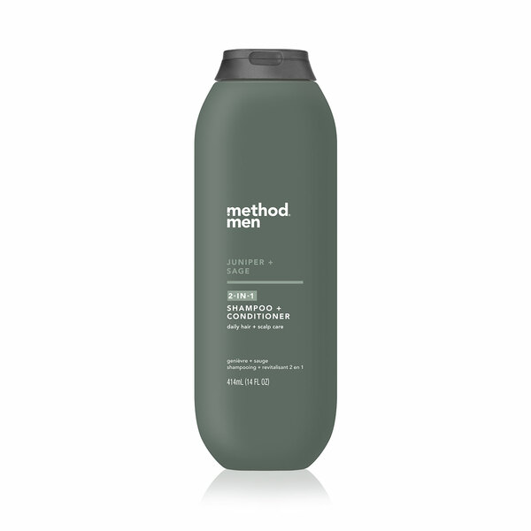 juniper + sage 2-in-1 shampoo + conditioner