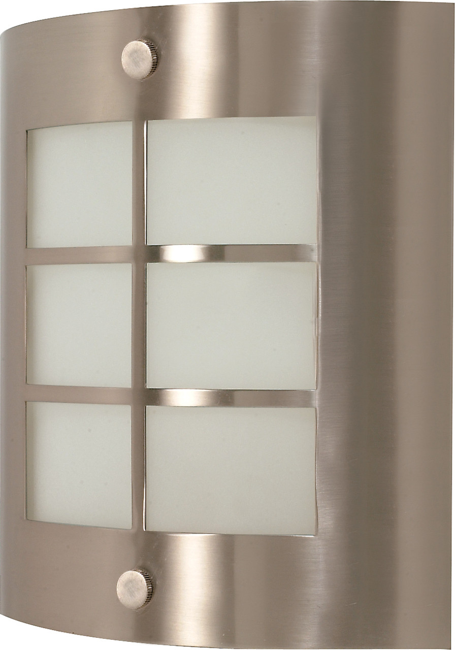 """Nuvo Central Park 3 Light 21/"""" Post Lantern with Clear Beveled Glass"""