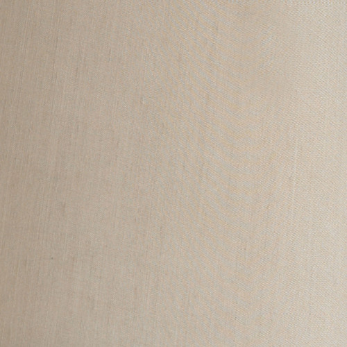 ELK Lighting 31262/3 Baxter 3-Light Semi Flush in Brushed Antique Brass with Beige Shade