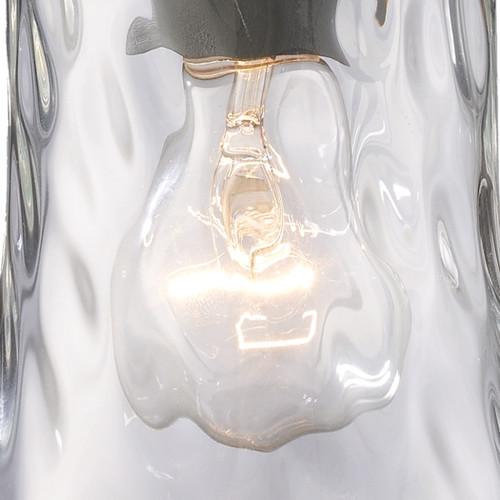 ELK Lighting 43016/1 Farmstead 1-Light Outdoor Wall Lantern in Matte Black