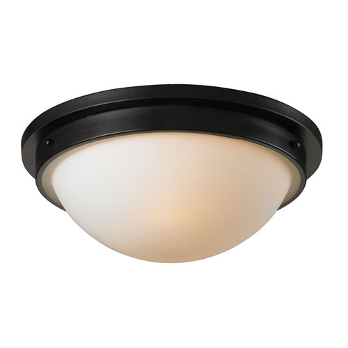 ELK Lighting 11450-2 Flush Mounts 2 Light Flushmount in Oiled Bronze