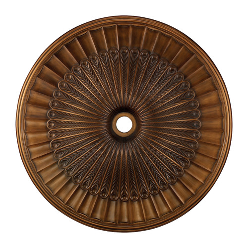 ELK Lighting M1017AB Hillspire Medallion 51 Inch in Antique Bronze Finish