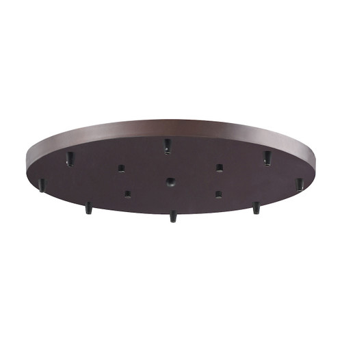 ELK Lighting 8R-OB 8 Light Round P