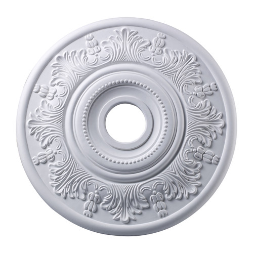 ELK Lighting M1004WH Laureldale Medallion 21 Inch in White Finish