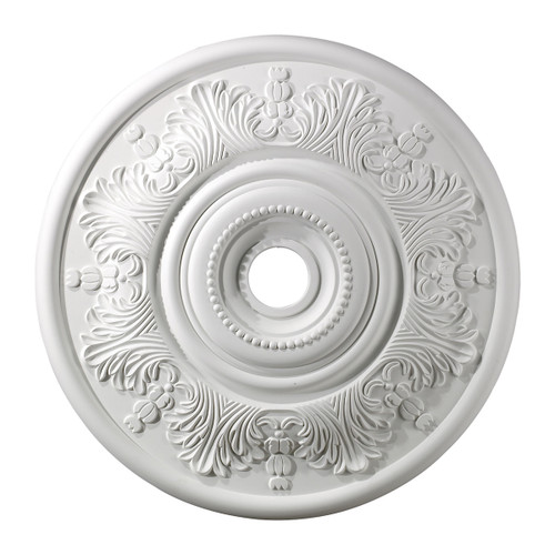 ELK Lighting M1014WH Laureldale Medallion 30 Inch in White Finish