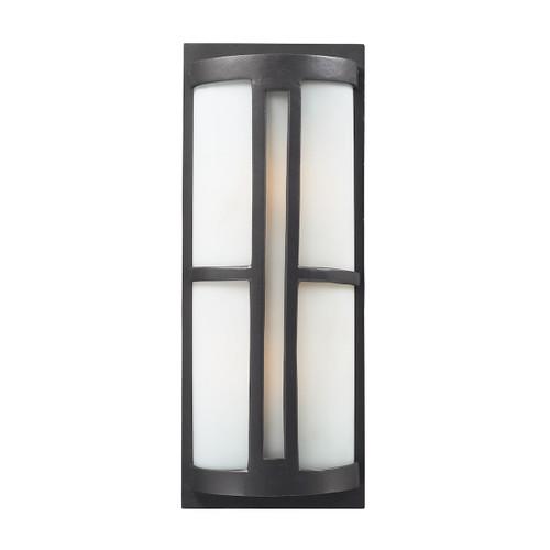 ELK Lighting 42396/2 Trevot 2-Light Outdoor Sconce in Graphite