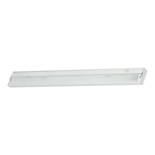 ELK Lighting HZ048RSF ZeeLite 6-Light Under-cabinet Light in White with Diffused Glass