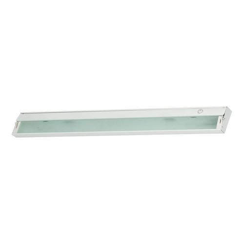 """Elk LD048RSF-D Zeeled Dimmable LED 120V (6 Light, 48"""") in White"""