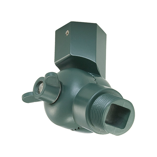 Millennium Lighting RSW-SG R Series Swivel Head Ball Joint Wall Mount in Satin Green
