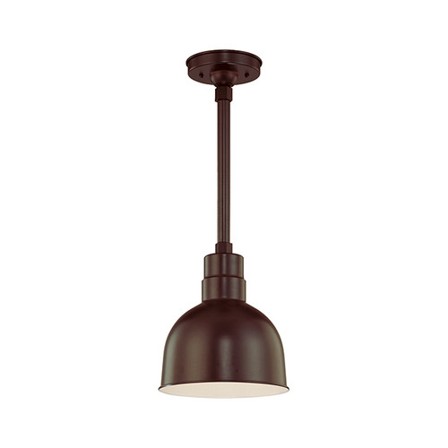 """Millennium Lighting RDBS10-ABR R Series 10"""" Dome Shade in Bronze - Shade Only"""
