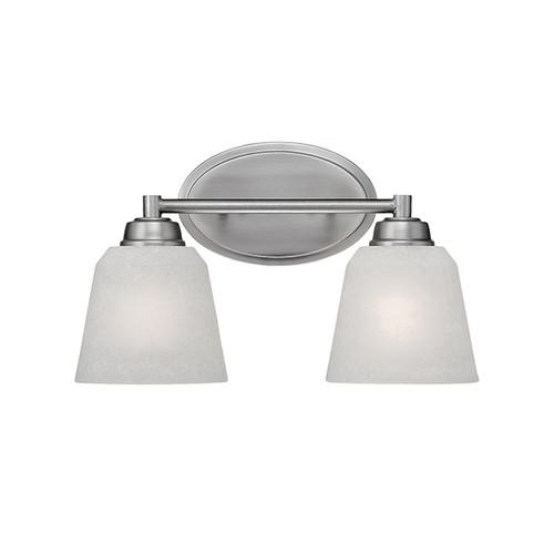 Millennium Lighting 3222-BPW Franklin Light India Scavo Vanity Light in Brushed Pewter