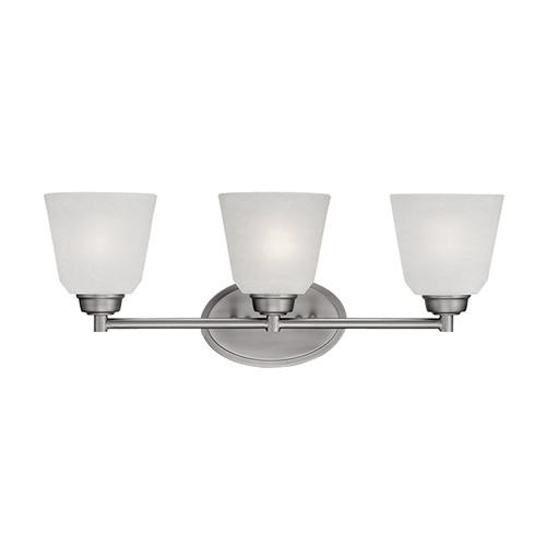 Millennium Lighting 3223-BPW Franklin Light India Scavo Vanity Light in Brushed Pewter