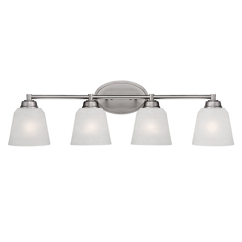 Millennium Lighting 3224-BPW Franklin Light India Scavo Vanity Light in Brushed Pewter