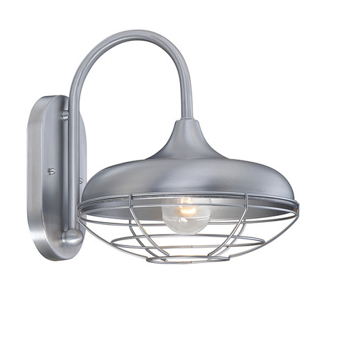 Millennium Lighting 5441-BA R Series Wall Sconce in Brushed Aluminium