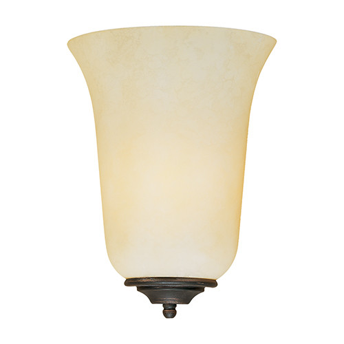 Millennium Lighting 5281-RBZ Turinian Scavo Wall Sconce in Rubbed Bronze