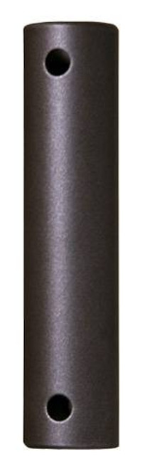 Fanimation DR1SS-24GRW 24-inch Downrod - Matte Greige - Stainless Steel At CLW Lighting!