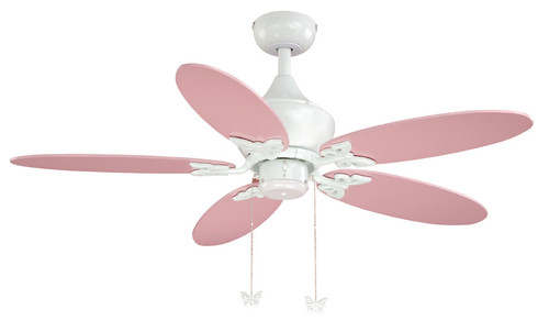 """Vaxcel FN44322W Alice 44"""" Ceiling Fan"""
