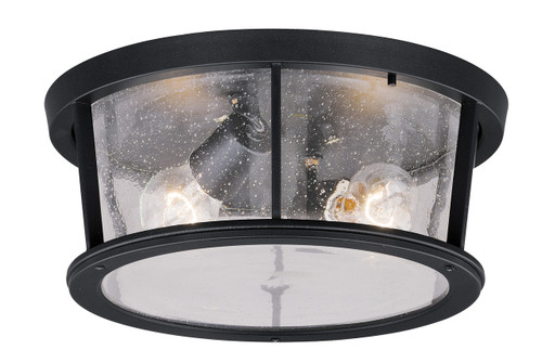 """Vaxcel T0097 Coventry 13"""" Outdoor Flushmount"""