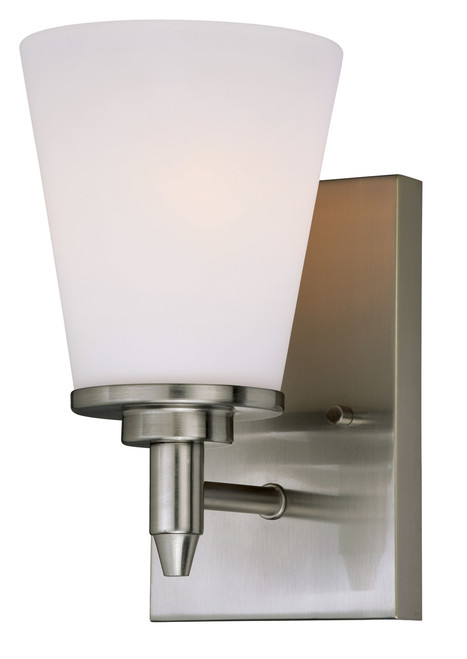 Vaxcel W0212 Eastland 1 Light Vanity Light