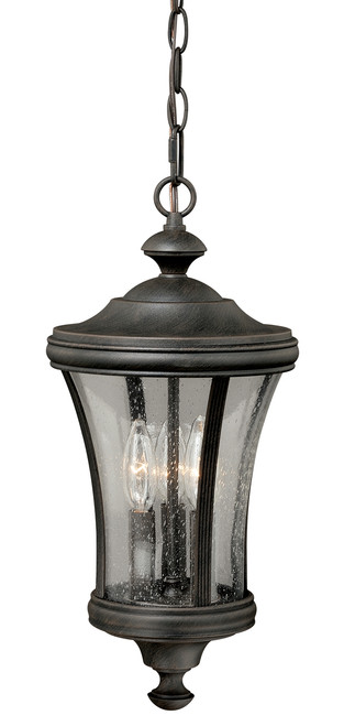 "Vaxcel T0150 Hanover 9"" Pendant Light"