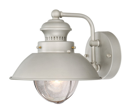 """Vaxcel OW21593BN Harwich 8"""" Outdoor Wall Light"""