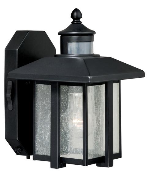 "Vaxcel T0127 Hedron Smart Lighting 7"" Outdoor Wall Light"