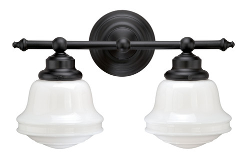 Vaxcel W0168 Huntley 2 Light Vanity