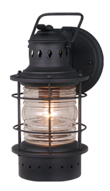 """Vaxcel OW37051TB Hyannis 6"""" Outdoor Wall Light"""