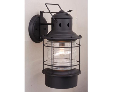 """Vaxcel OW37081TB Hyannis 8"""" Outdoor Wall Light"""