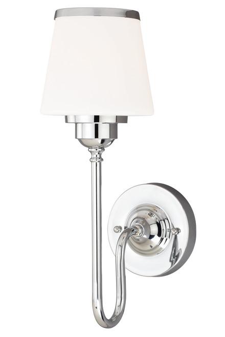 Vaxcel W0202 Kelsy 1 Light Vanity Light