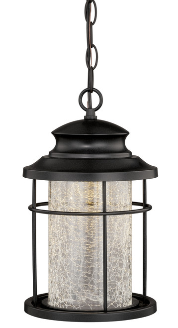 """Vaxcel T0164 Melbourne LED 8"""" Outdoor Wall Pendant"""